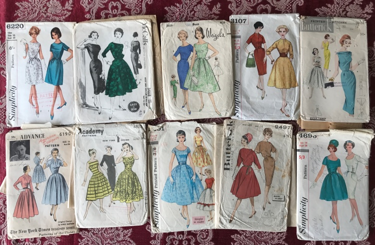 Dresses I have sewn