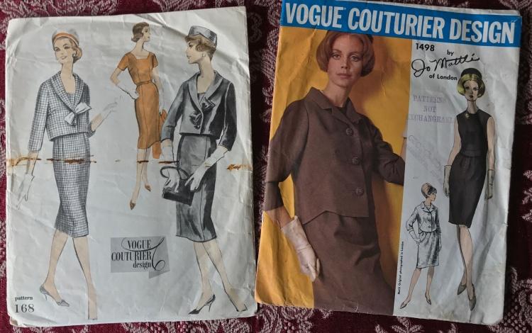 Vogue Couturier Design Suits