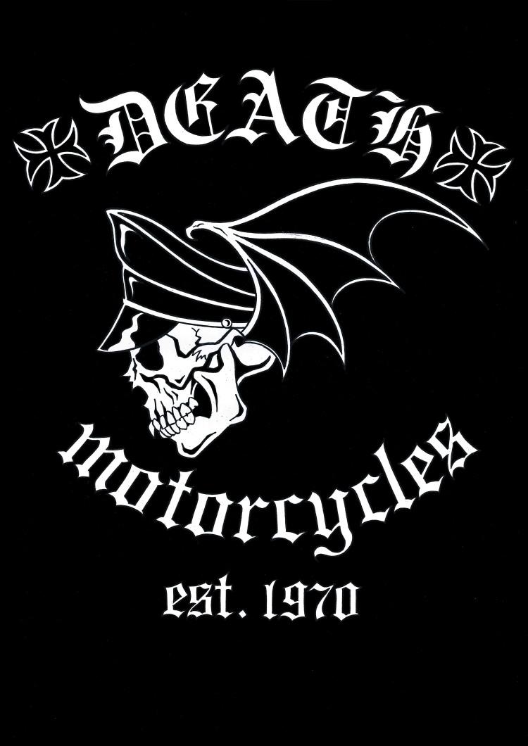 death motorcycles