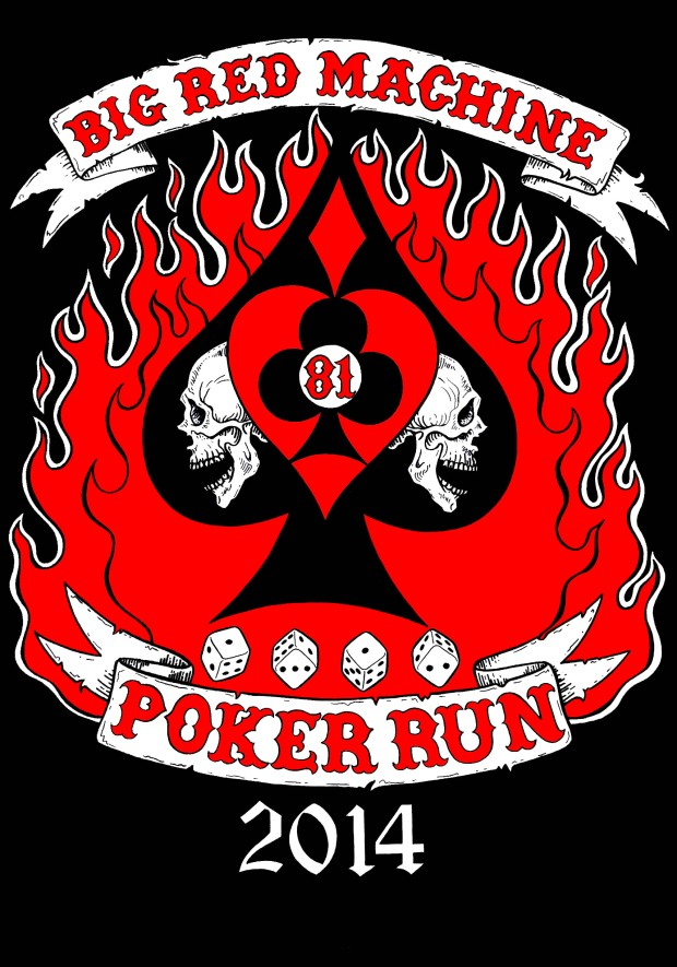 Hell Angels Poker Run Tee .jpg