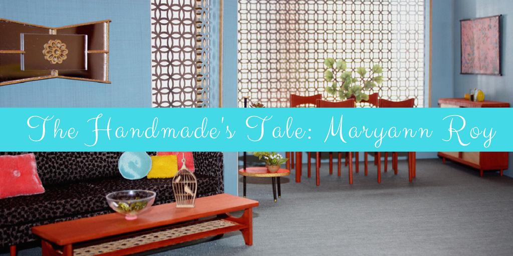 The Handmade's Tale- Maryann Roy