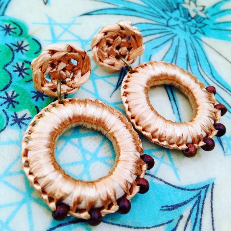 Cha Cha Earrings Gold