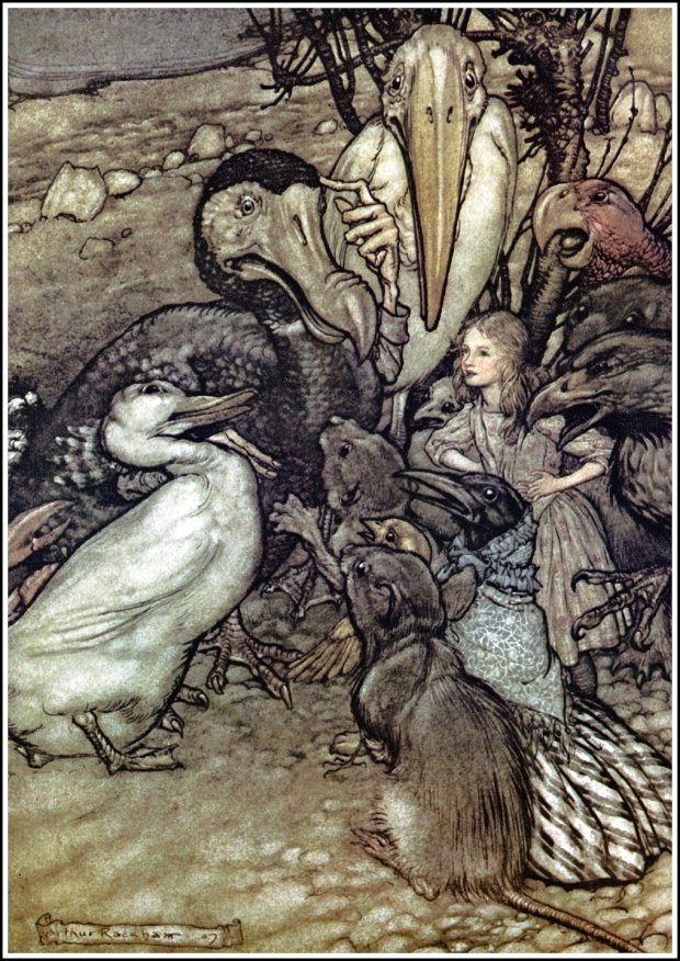Alice_in_Wonderland_by_Arthur_Rackham_-_03_-_But_who_has_won_