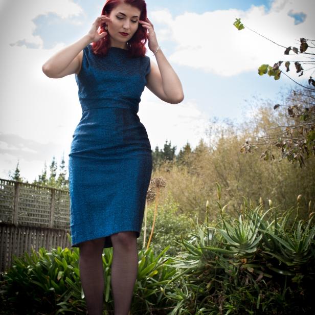 lurex dress-9