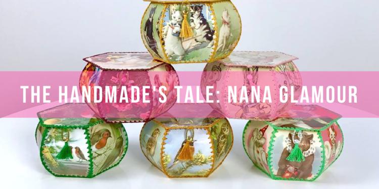 The handmade's Tale_ Nana Glamour