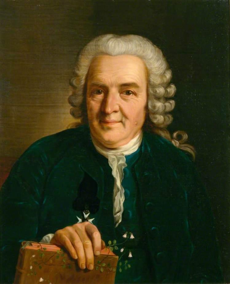 Anderson (Mrs), active 1858; Carl Linnaeus (1707-1778), Later Carl von Linne