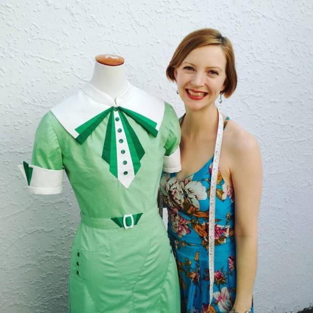 1930s dress commission