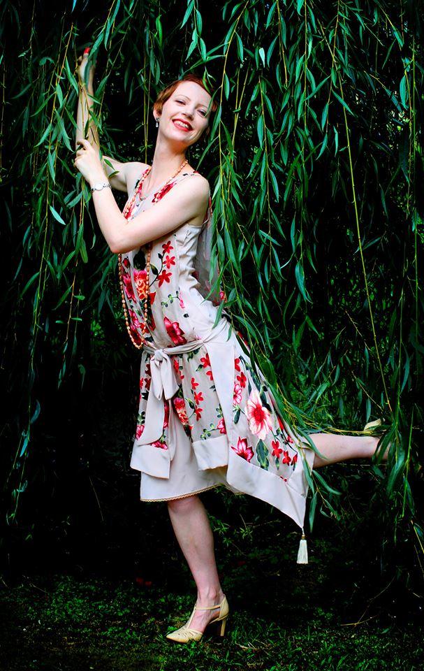 Photo cred Stuart Attwood 1925 dress